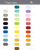 New Color Collection Sheet